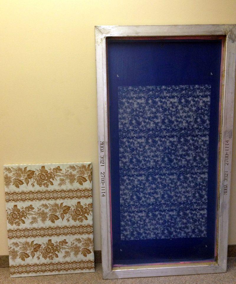 Fabric screens|moda fabric