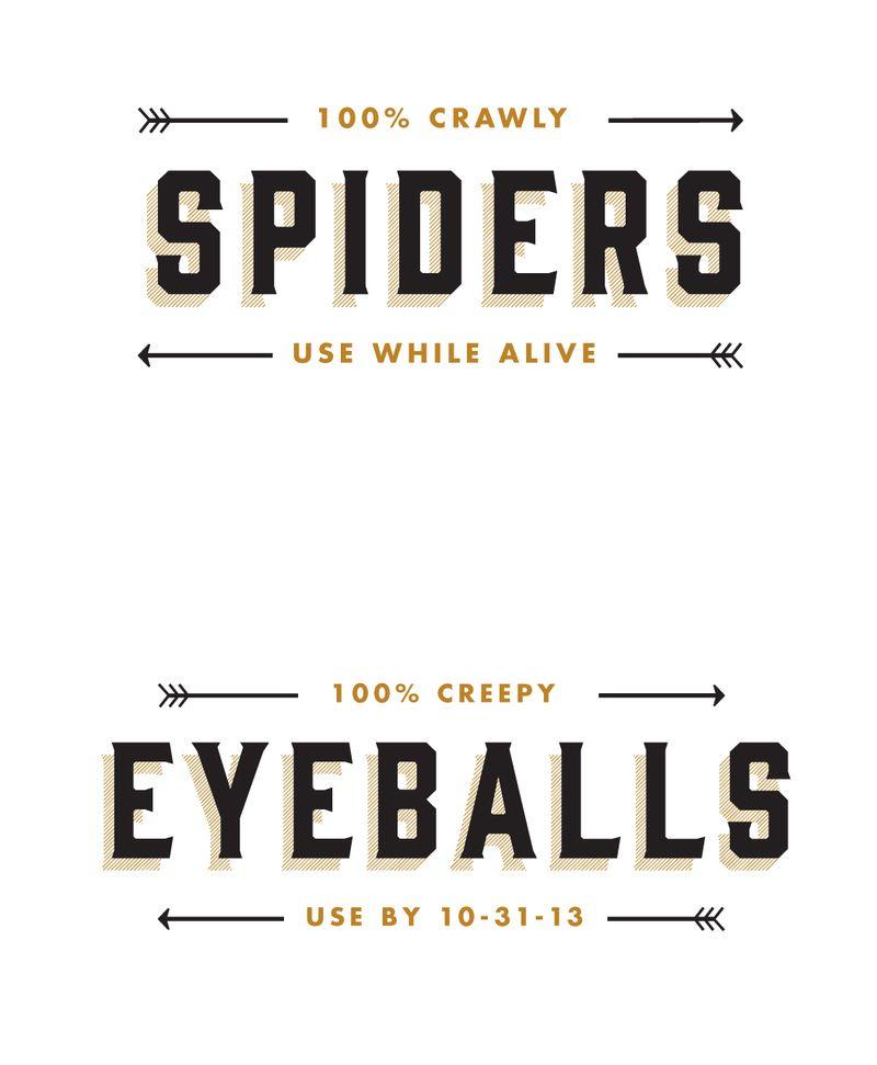 Free Halloween Lable Printable   Cosmo Cricket