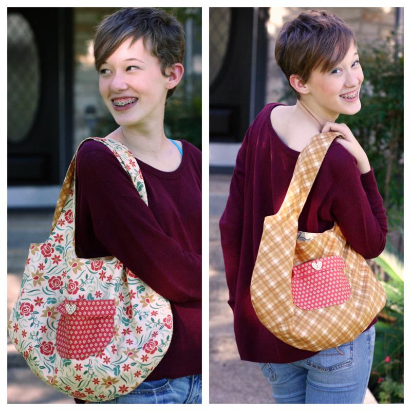 Cute Bag Tutorial | Julie Comstock