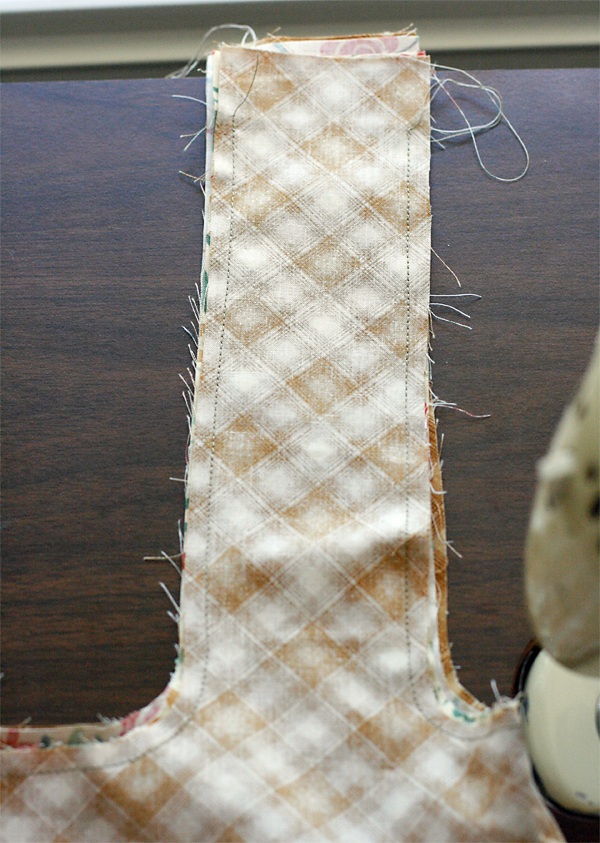 DIY reversible bag tutorial by Julie Comstock