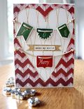 Handmade Christmas Card | Cosmo Cricket
