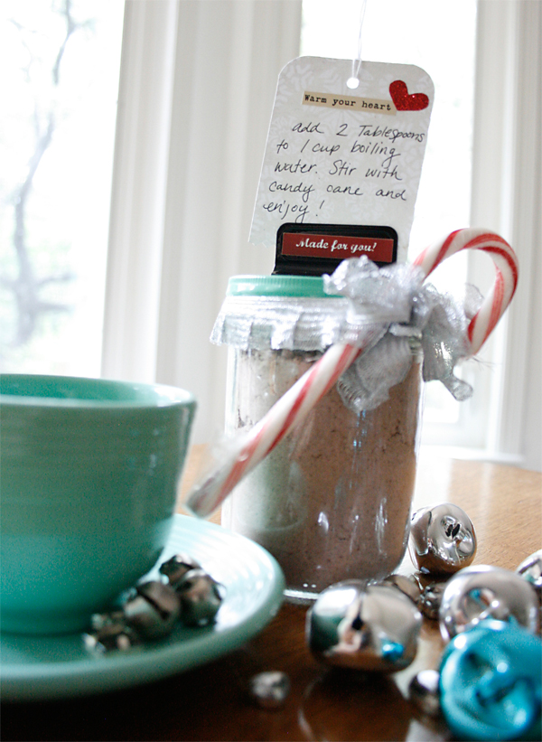 Hot Cocoa Mason Jar | Cosmo Cricket Lids