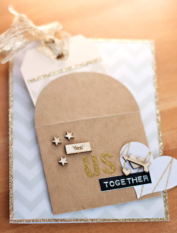 Date Night Card | Cosmo Cricket