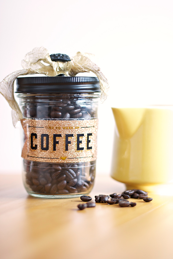 Coffee Jar | Cosmo Cricket