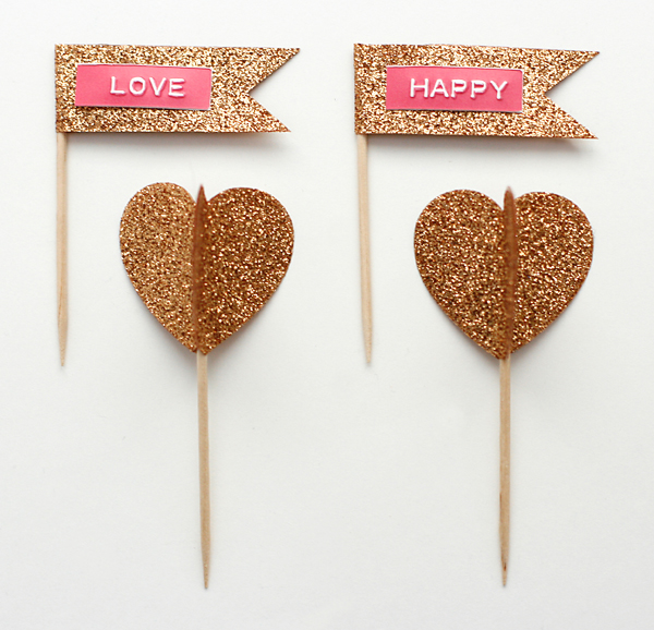Cupcake Toppers by Cosmo Cricket