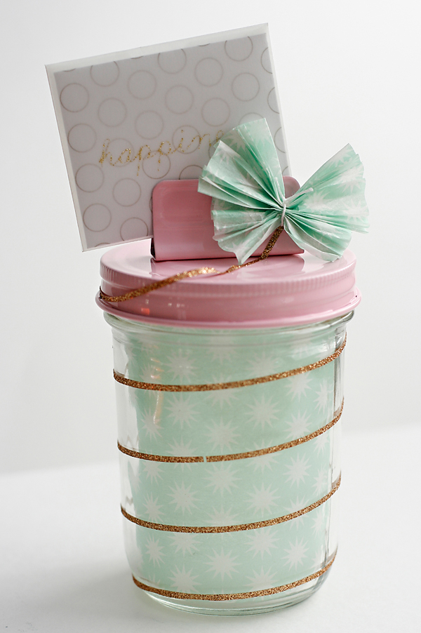 Gift Jar by Cosmo Cricket