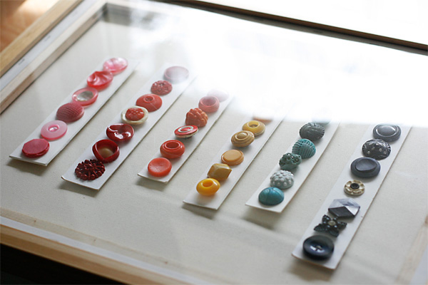 How to Create Button Wall Art