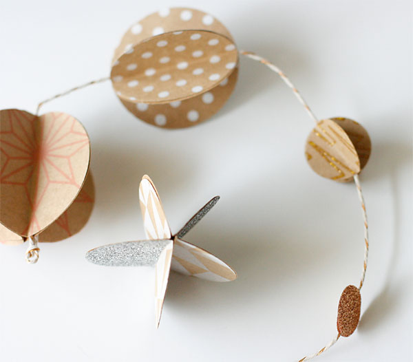 Making Mobile Ornaments