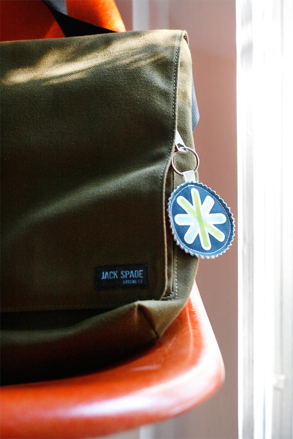 DIY Zipper Fobs