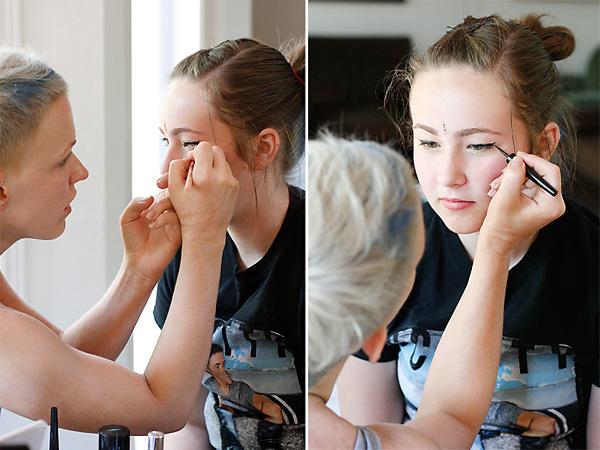 Ashley the Make-Up Artist