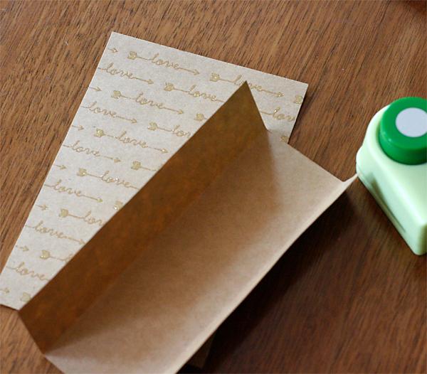 Making a Pocket Bookmark