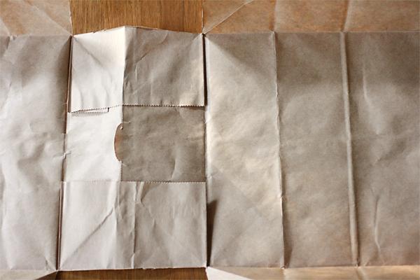 Paper Bag Recycle