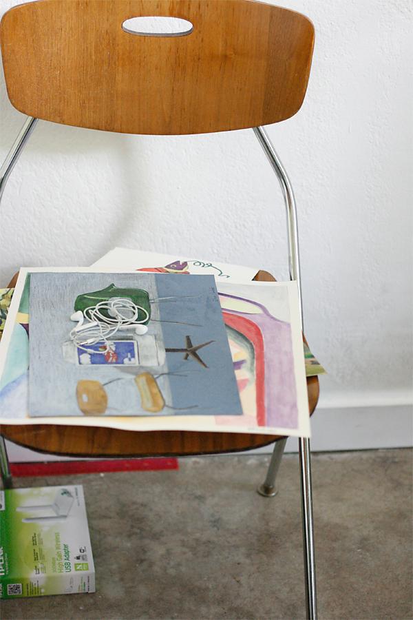 Ethan's Art