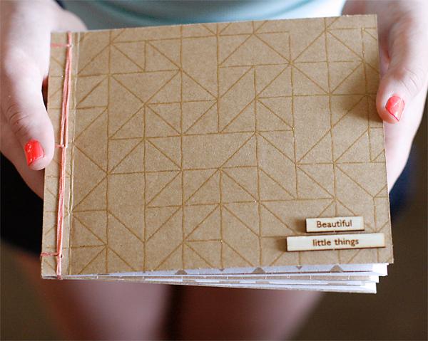 DIY Keepsake Journal
