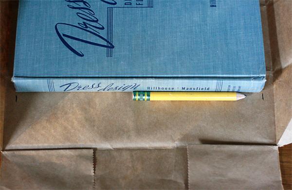 Custom Paper Bag Bookcovers