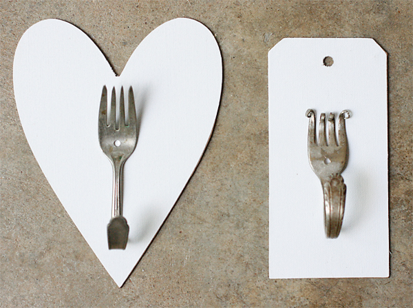 Forks on Canvases