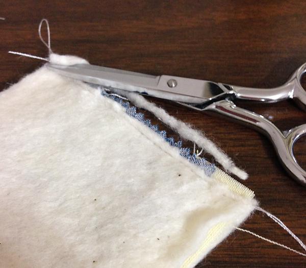 Clipping Seams