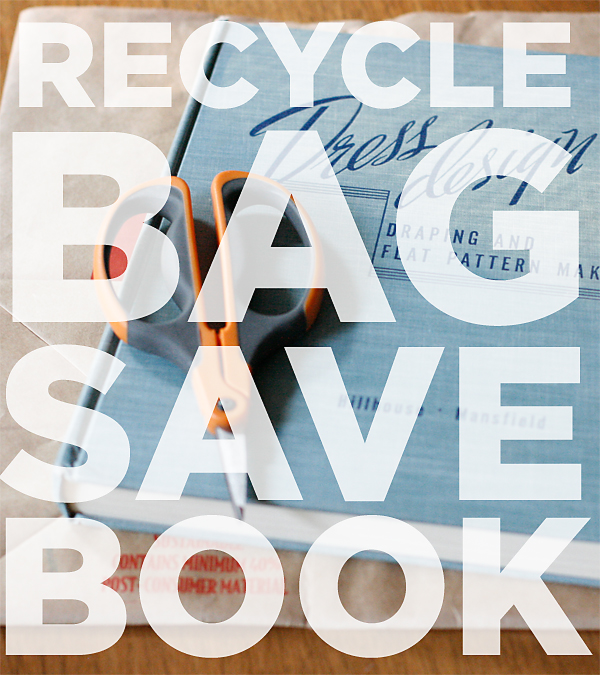 Recycle a Bag | Save a Book