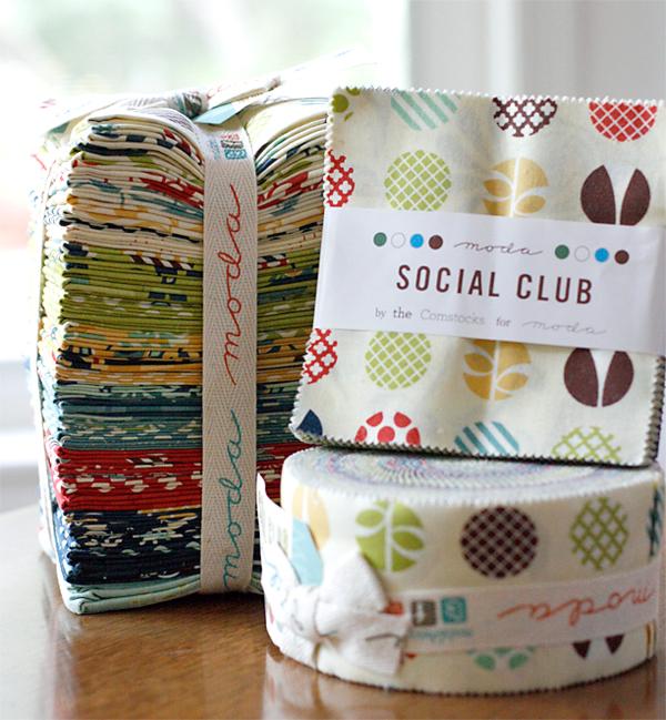 Social Club Fabric