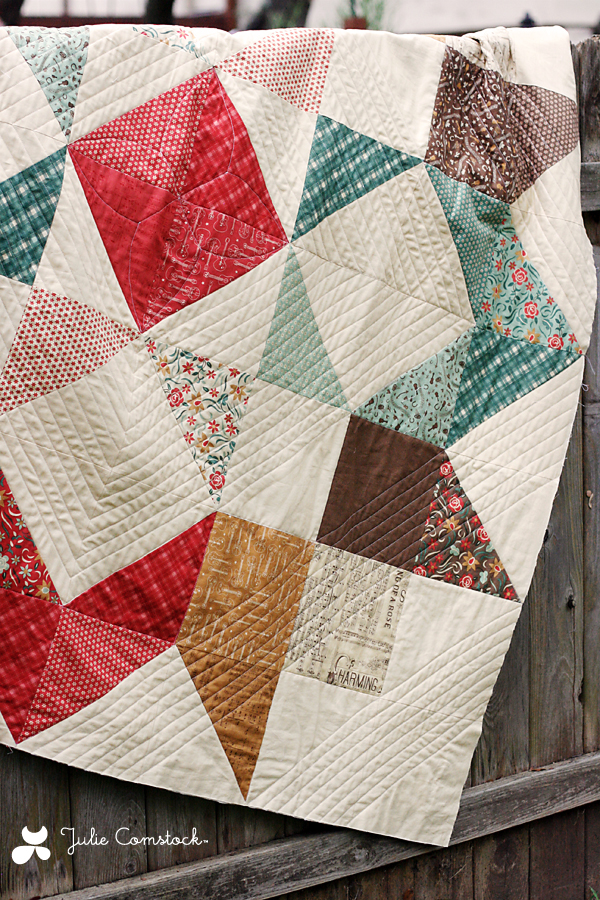 Quilt by Julie Comstock